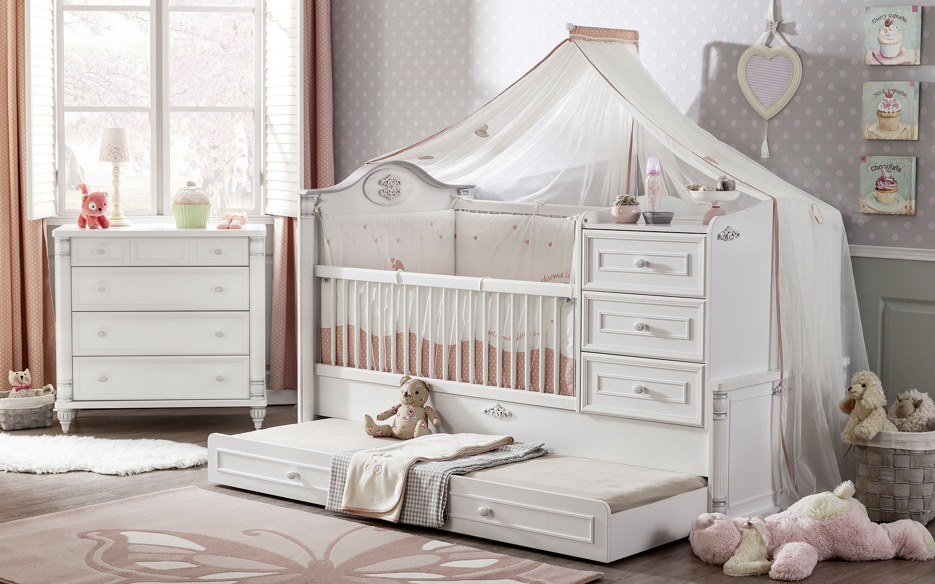 Romantic Baby Babyzimmer-Set