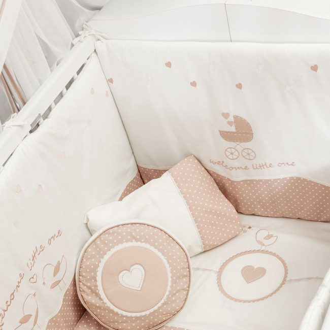 Romantic Textil-Set