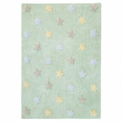Lorena Canals Kinderteppich soft mint