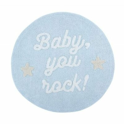 Baby, you rock!