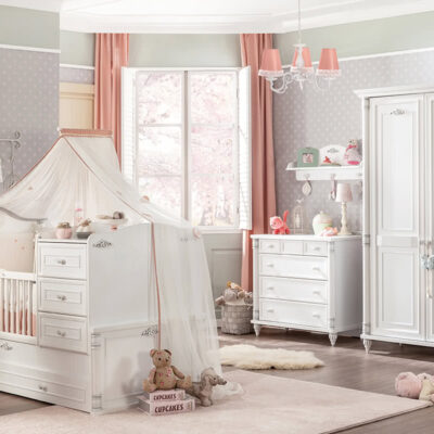 Romantic Babyzimmer