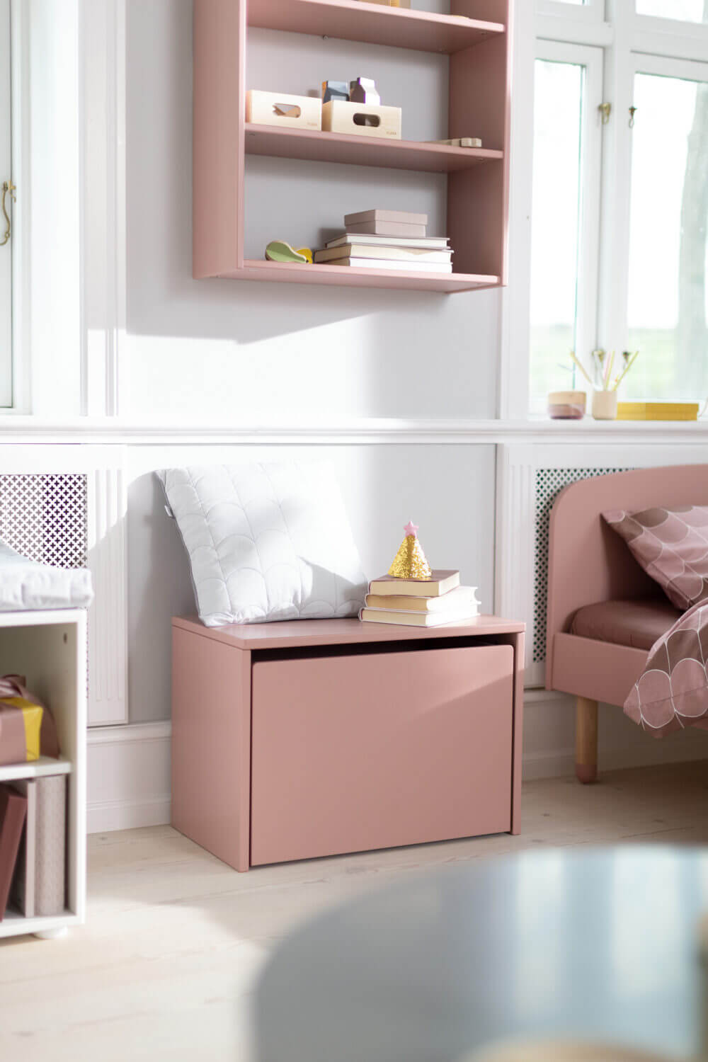 3-in-1 Bank Play Rosa